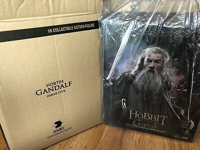 Asmus Toys Gandalf Lord Of The Rings 1/6 Scale Collectible Figure • 289.99£