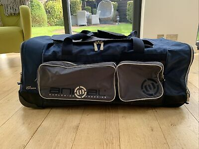 Animal Large Blue  Wheeed Suitcase 88 Cm Length • 25£