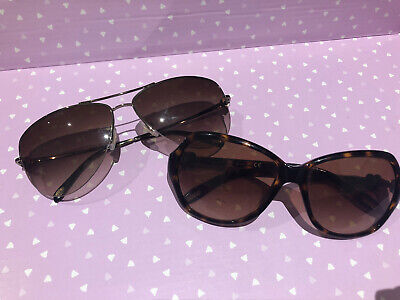 Genuine Tiffany&Co & Ralph Lauren Sunglasses - Both Have Scratching On One Lens  • 15£