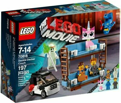 $ CDN68.47 • Buy LEGO 70818 The LEGO Movie Double-Decker Couch, Retired - New In Sealed Box