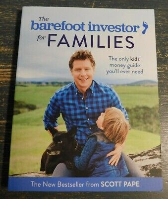 AU19.99 • Buy The Barefoot Investor For Families By Scott Pape