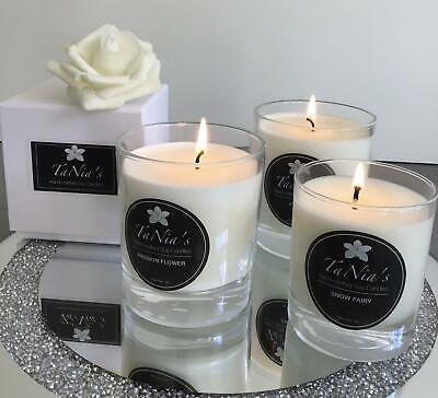 Handcrafted Premium Soy Wax Candles • 7.95£