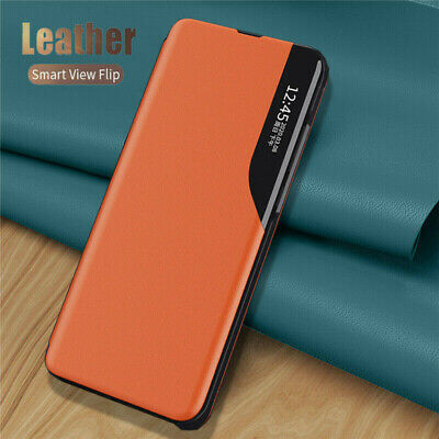 $ CDN8.24 • Buy For Samsung Galaxy S20 S10 S9 S8 Plus Smart APP Flip Case Magnetic Leather Cover
