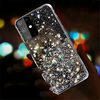 $ CDN3.99 • Buy For Samsung Galaxy S20 S10 S9 S8 Plus Soft Slim Crystal Glitter TPU Case Cover