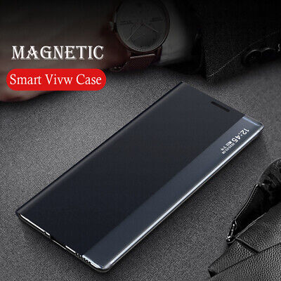 $ CDN7.41 • Buy For Samsung Galaxy Note 20 Ultra 10 Lite Smart Leather Magnetic Flip Cover Case