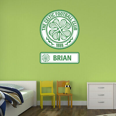 RANGERS PERSONALISED Sticker Wall/Car/Furniture Home Decor Indoor & Outdoor • 13.98£