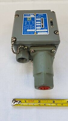 AU200 • Buy Square D 9012-ADW-3 Pressure Switch - Unused But Unboxed And Scuffed