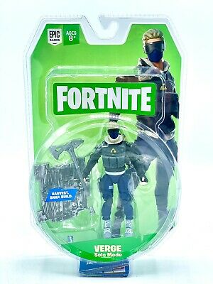 $ CDN20.03 • Buy NEW 2019 Jazwares Fortnite Series 3 VERGE Solo Mode 4  Action Figure Wave Toy
