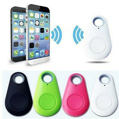 Mini Bluetooth GPS Tracking Finder Device Tag Child Car Tracker Locator Pet Key • 1.89£