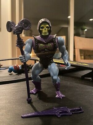$12.50 • Buy Vintage Masters Of The Universe Mattel Battle Damage Skeletor