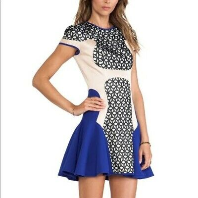 AU130 • Buy ALICE McCALL Angel On Wheels Dress In Cobalt - Size 12