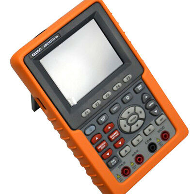 2in1 Handheld 20MHz Smart Oscilloscope SCPI DSO+Multimeter FFT Circuit Testing • 186.09£