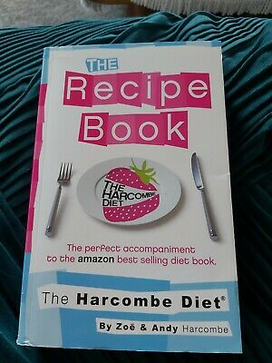 The Harcombe Diet Recipe Book  • 8£