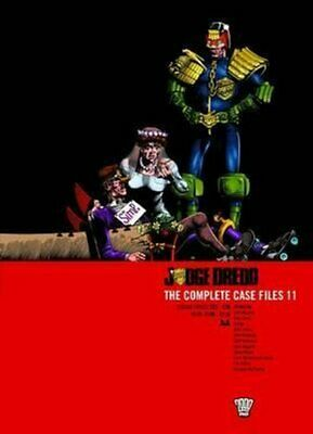 Judge Dredd: The Complete Case Files 11 By John Wagner 9781905437795 | Brand New • 11.69£