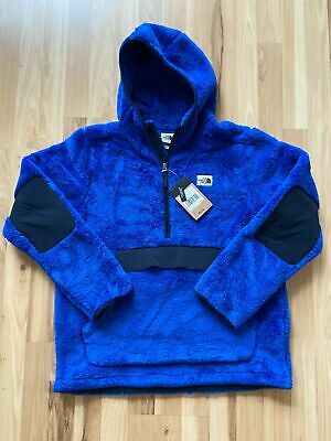 $79.81 • Buy New Mens The North Face Campshire Sherpa Fleece Hoodie Hooded Jacket Coat