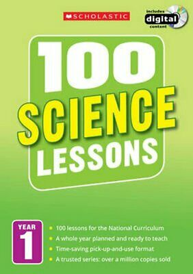100 Science Lessons: Year 1 By Gillian Ravenscroft 9781407127651 | Brand New • 19.75£