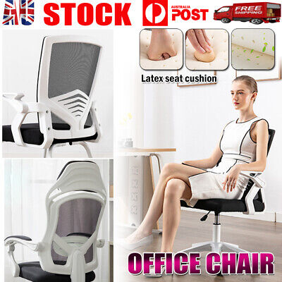 AU129.99 • Buy Office Chair Gaming Computer Mesh Chairs Ergonomic Executive Mid Back AU STOCK