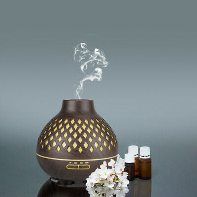 AU35.99 • Buy Electric Air Diffuser Aroma Oil Humidifier Night Light Up Home Relaxing Defuser
