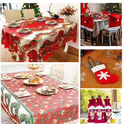 Variety Cotton Tablecloth For Kitchen Dining |Tabletop | Thanksgiving/Christmas  • 8.35£