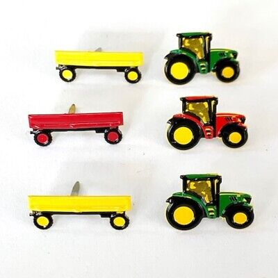$2.25 • Buy Tractor And Cart  Brads ** Farm