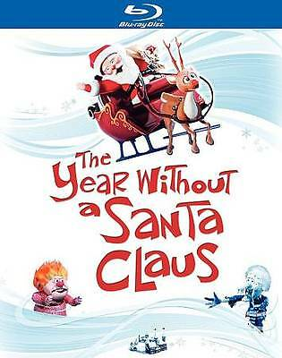 $6.99 • Buy The Year Without A Santa Claus (Blu-ray, 2010) Rankin & Bass, Mickey Rooney