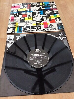 Siouxsie And The Banshees - The Singles - EX 1981 A1/B1 Vinyl LP Record - Best • 9.99£