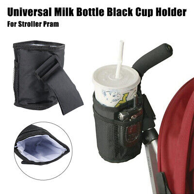 Universal Milk Bottle Cup Holder For Baby Stroller Pram Pushchair Cycle Buggy • 7.02£