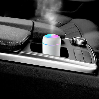 AU14.08 • Buy Relax ABS Car Mute Essential Oil Diffuser Air Humidifier For Home USB Powered