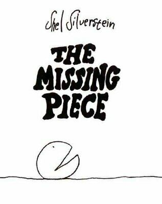 The Missing Piece By Shel Silverstein 9780060256715 | Brand New • 15.06£