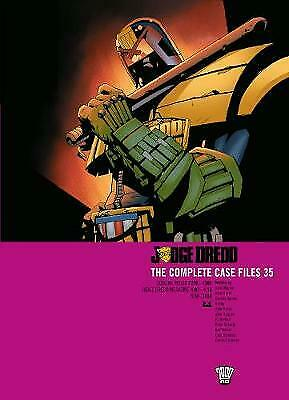 Judge Dredd: The Complete Case Files 35 - 9781781087602 • 13.91£