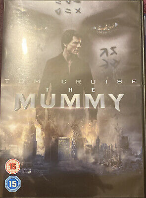 The Mummy By Universal Pictures (DVD, 2017) • 2.10£