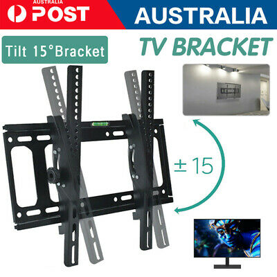 AU16.80 • Buy  TV Wall Mount Monitor Bracket Swivel Tilt 14 32 40 42 47 50 52 55 60 65 70 LCD
