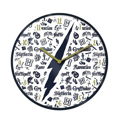 £12.99 • Buy Harry Potter Infographic Wall Clock