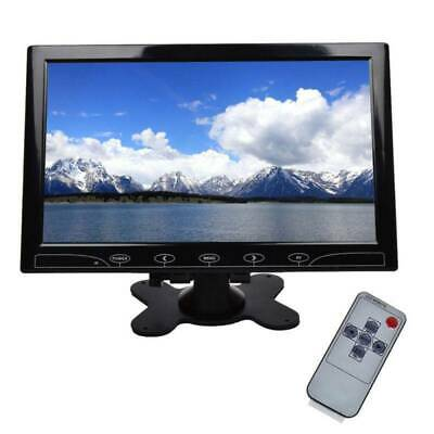 AU87.89 • Buy 10  TFT LCD HD CCTV Monitor Screen 1024*600 Display HDMI VGA AV Input 16:9 New