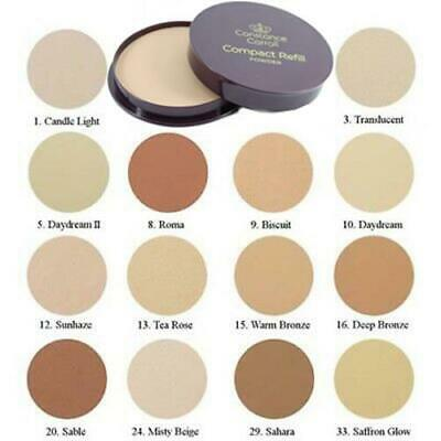 Constance Carroll / CCUK Compact Pressed Face Powder Make Up • 2.89£