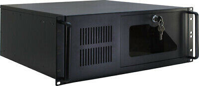 AU280.69 • Buy Inter-tech Elektronik Handels - Case IPC Server 4U-4088-S Rack 4U, ATX, Ohn NEW