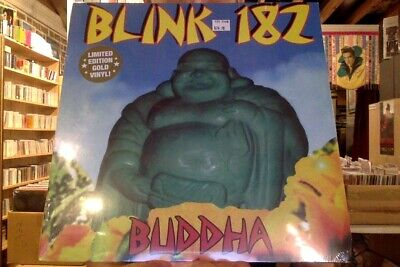 Blink 182 Buddha LP Sealed Gold Colored Vinyl *limited Edition* • 23.14£