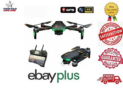 AU399 • Buy Global GD91 Pro Drone With 4K HD Camera GPS Wifi Quadcopter 5G Brushless RC App