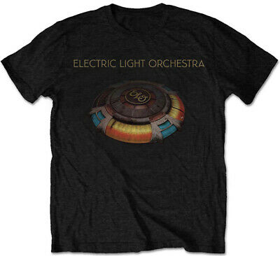 ELO, Space Ship Official Merchandise T Shirt Size Extra Large • 12.99£