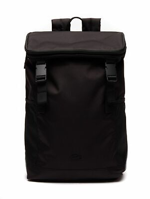 LACOSTE Lacoste Infini-T Backpack With Flap Black • 121.41£