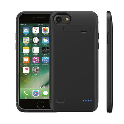 External Battery Case Power Charger Charging Cover For IPhone 6/6s 7/8 Plus SE 2 • 21.95£