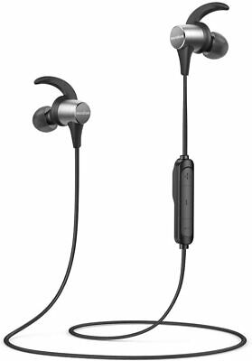 AU59.99 • Buy Anker Soundcore Spirit Pro Wireless Headphones Dual EQ IP68 SweatGuard HiFi Mic
