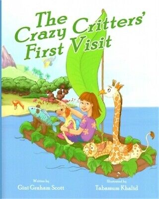 £7.93 • Buy The Crazy Critters' First Visit (Paperback Or Softback)