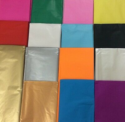 £2.95 • Buy  Tissue Paper,  10PK  Luxury 70cm X 50cm, Gift Wrapping, Acid Free Biodegradable