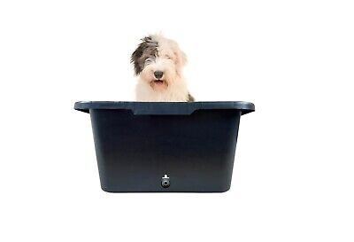 Outdoor Pet Dog Bath/pool ,small ,medium & Large, WITH DRAIN TAP • 24.99£