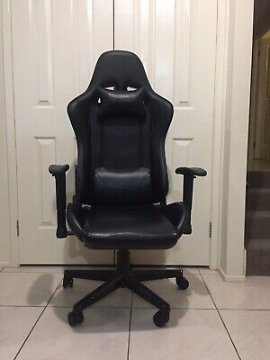 AU150 • Buy PC Gaming Chair - W/ Pillows And Adjustable
