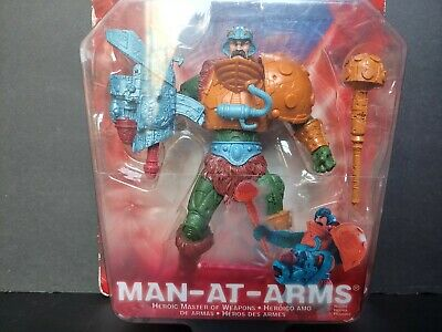 $26.99 • Buy Masters Of The Universe MAN-AT-ARMS 2001 MATTEL - NEW