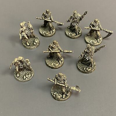 AU11.61 • Buy Lot 8Pcs Hero Dungeons & Dragon Miniatures Role Playing Game Figure DND Toy