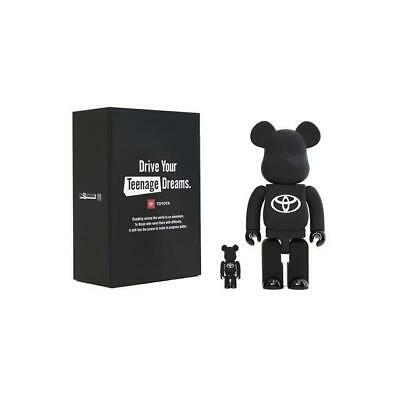 $327.54 • Buy Medicom Toy BE@RBRICK TOYOTA Drive Your Teenage Dreams Figure Japan Rare