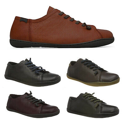 £119.72 • Buy Camper Mens Shoes Peu Cami 17665 Casual Lace-Up Low-Top Sneakers Leather